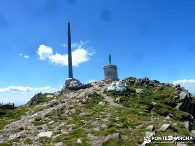 Cuerdas de La Pinilla y Las Berceras; sierra de madrid, excursiones y senderismo;foro senderismo